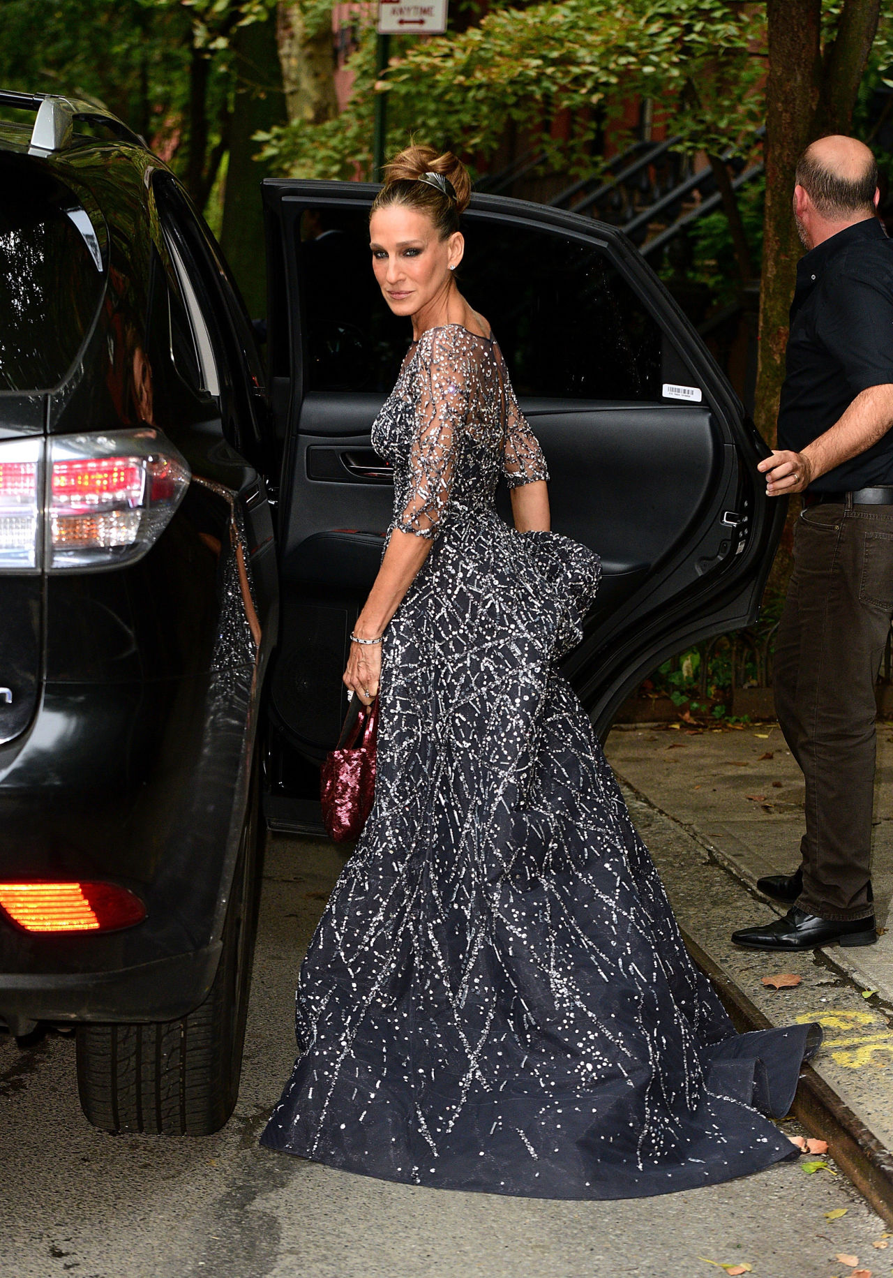 Sarah Jessica Parker Went to the Ballet as Carrie Bradshaw